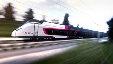 L'État financera 10 rames Alstom Coradia Liner neuves pour un montant d'environ 150 millions d'euros.