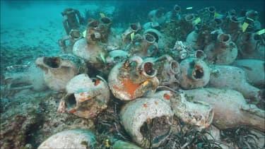 La Grèce ouvre aux plongeurs son premier musée sous-marin