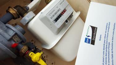 Les tarifs réglementés du gaz naturel sont appliqués à plus de 5 millions de foyers en France. (image d'illustration)