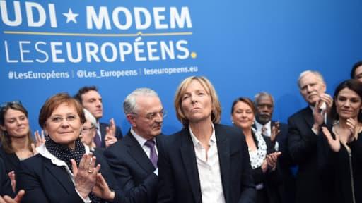 Orpheline de Jean-Louis Borloo, l'UDI, associée au MoDem a lancé sa campagne pour élections européennes
