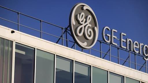 Le site de General Electric à Belfort , qui est mis en avant dans la campagne de publicité de GE.
