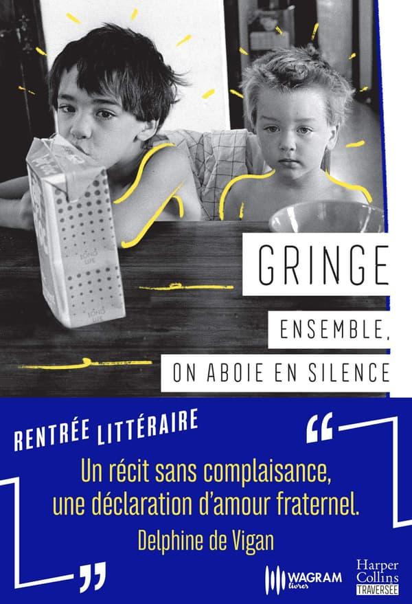 Couverture du livre de Gringe