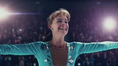 "Margot Robbie dans le film ""I, Tonya"""