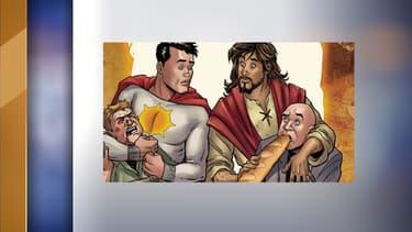 """""""Second Coming"""", la BD polémique que DC Comics ne publiera pas"""