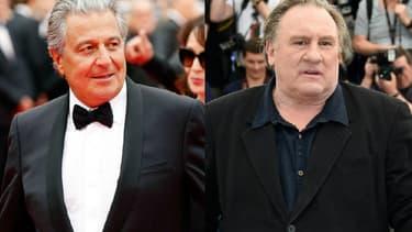 Christian Clavier et Gérard Depardieu vont jouer sous la direction de Bertrand Blier