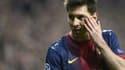 Lionel Messi, la star du Barça