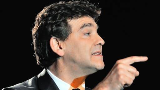 """Arnaud Montebourg a expliqué que l'augmentation de capital de PSA permettra à l'entreprise de ne plus être """"isolée""""."""