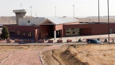 Prison de Florence, dans le Colorado.