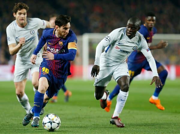 Messi et Kanté futurs équipiers à Chelsea ?