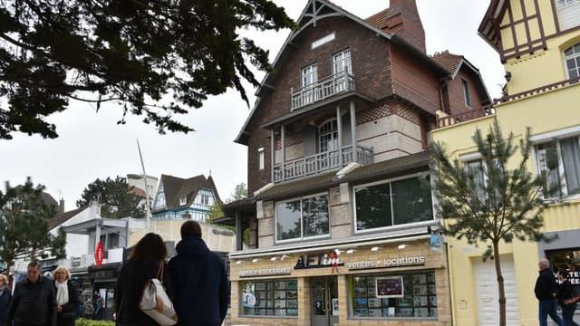 La résidence de Brigitte Macron au Touquet