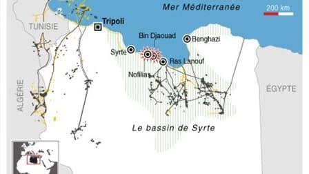 LA RÉBELLION LIBYENNE DIT CONTRÔLER NOFILIA, ATTAQUE DES PRO-KADHAFI À BIN DJAOUAD