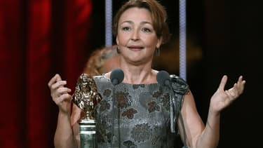 Catherine Frot, le 23 mai 2016