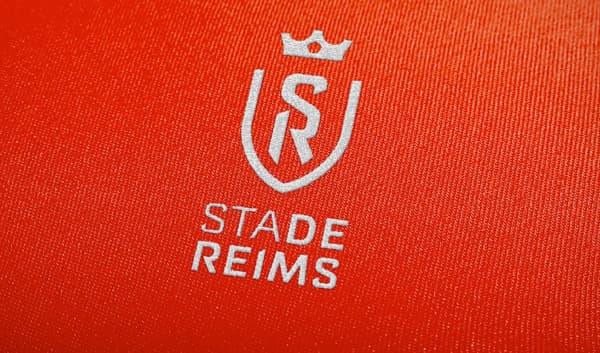 Le nouveau logo du Stade de Reims