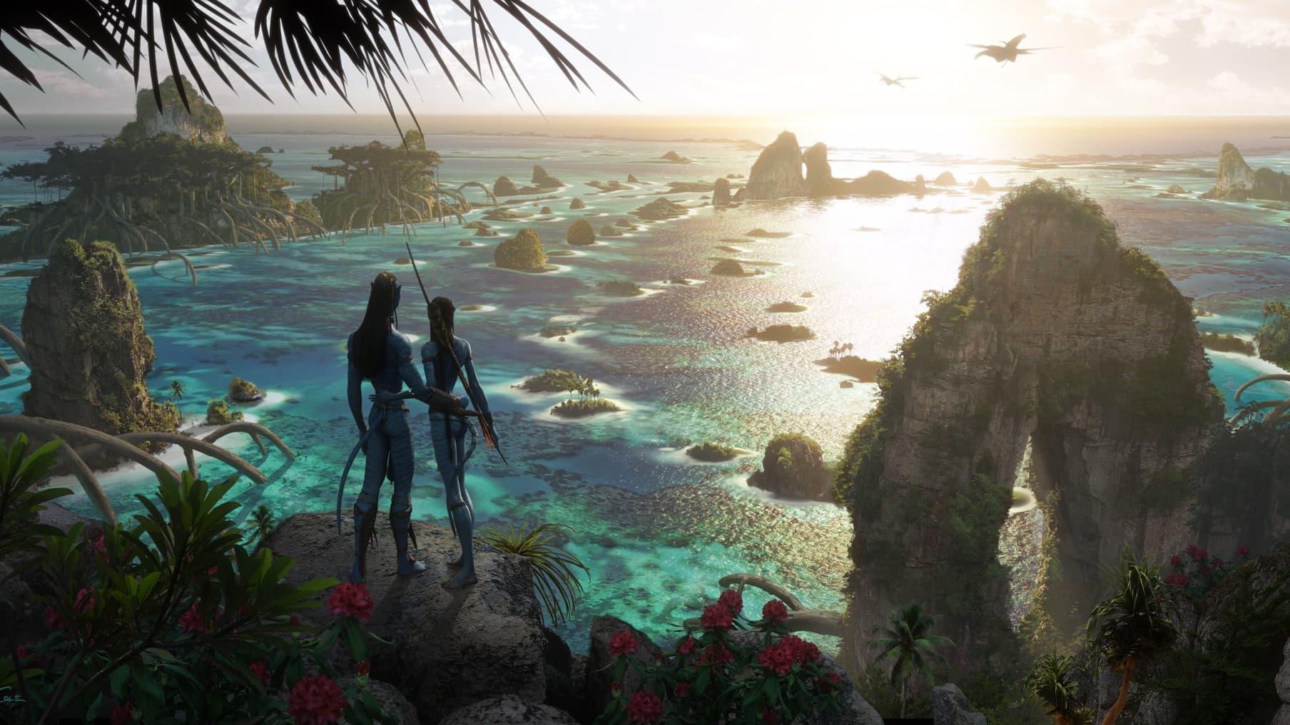 """""""Avatar 2"""": Le producteur Jon Landau dévoile une nouvelle photo inédite"""