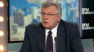 Christian Eckert, le secrétaire d'Etat au Budget, était l'invité de BFM Business ce lundi.