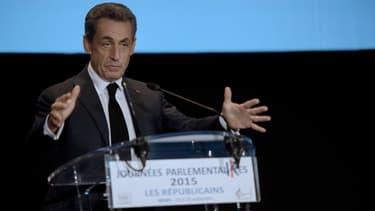 Nicolas Sarkozy s'exprime sur les incidents à Air France