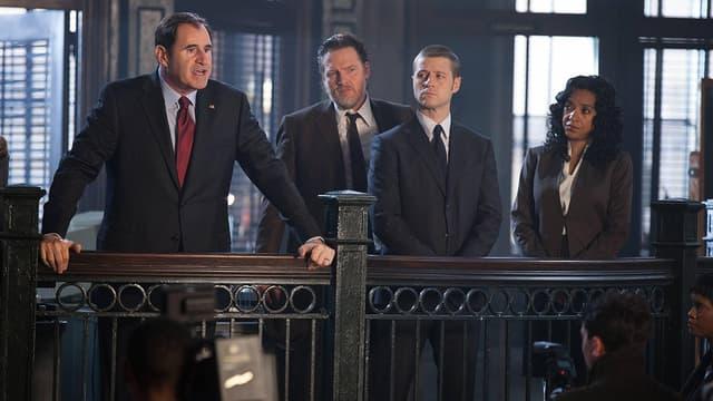 """Le premier épisode de """"Gotham"""" a été diffusé le 22 septembre aux Etats-unis sur la Fox."""