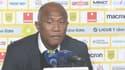 """Nantes - Clermont : """"Je n'ai pas été bon, je suis sorti de mon match"""" reconnaît Kombouaré"""