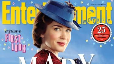 """Emily Blunt sera la tête d'affiche de """"Mary Poppins Returns"""", attendu dans les salles en décembre 2018"""