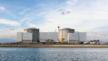 Dotée de deux réacteurs nucléaires, la centrale EDF de Fessenheim en Alsace doit fermer en 2020.