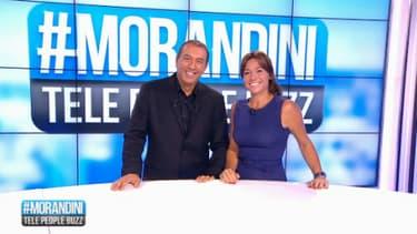 La nouvelle émission de Jean-Marc Morandini, qui faisait un flop d'audience, a été arrêtée au bout de deux semaines
