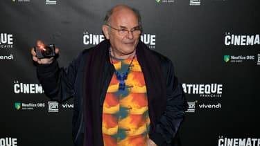 Jean-François Stévenin en 2017