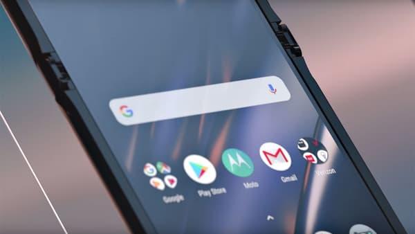Le Motorola Razr