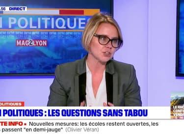 Lyon Politiques: Cécile Cukierman, candidate PCF et LFI aux régionale, répond aux questions sans tabou