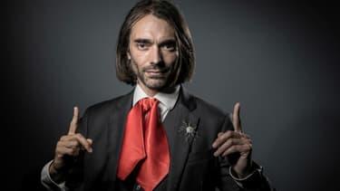Selon un sondage Ifop-Le Journal du dimanche, Cédric Villani obtiendrait 23 % d'intentions de vote