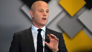 Ian Narev, le directeur général de la Commonwealth Bank, va quitter son poste.