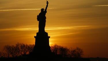La Statue de la Liberté est fermée au public depuis samedi.