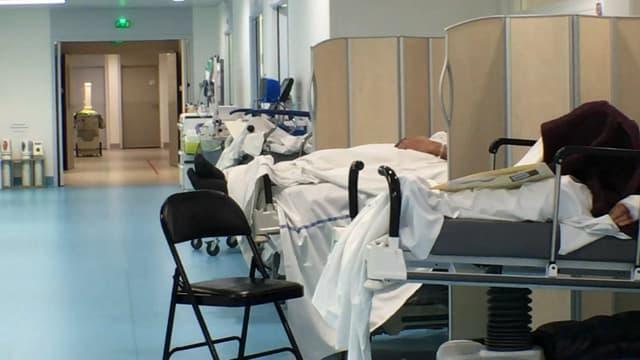Hôpital (Photo d'illustration).