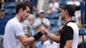 Andy Murray et Adrien Mannarino