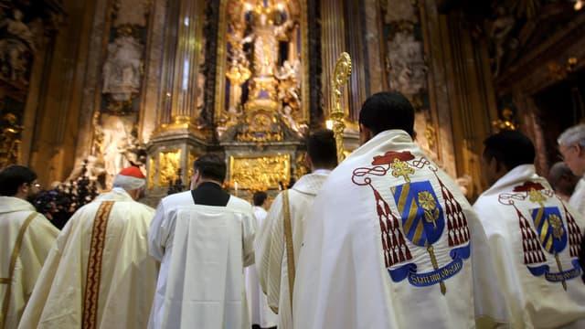 Des prêtres - Image d'illustration