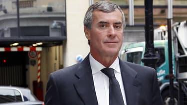 Jérôme Cahuzac le 11 septembre 2013 à Paris.