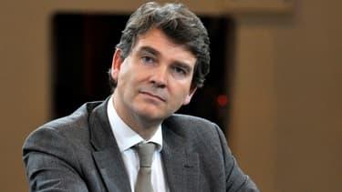 """Arnaud Montebourg a qualifié le président de la Commission européenne de """"carburant du FN."""
