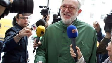 Jean-François Rocchi était l'ancien président du consortium de réalisation (CDR) lors de la liquidation en 1993.