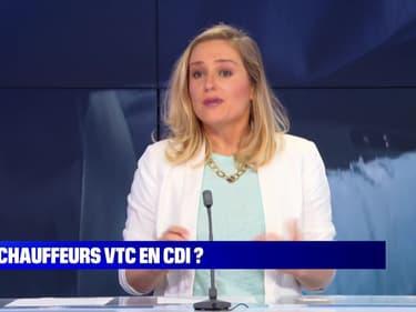 Des chauffeurs VTC en CDI ? - 27/07