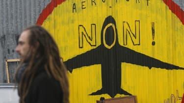 Les opposants au projet d'aéroport de Notre-Dame-des-Landes se mobilisent à nouveau ce week-end et prévoient deux jours de rassemblement près de cette commune de Loire-Atlantique, à une vingtaine de kilomètres de Nantes. /Photo d'archives/REUTERS/Stéphane