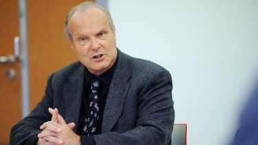 Israël Nisand, président du Collège national des Gynécologues et Obstétriciens Français.