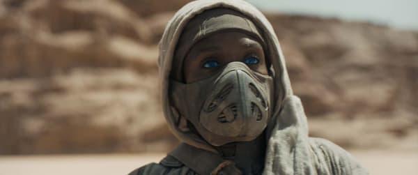 "Sharon Duncan-Brewster dans ""Dune"""