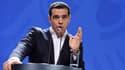 Alexis Tsipras a effectué sa première visite officielle à Berlin.