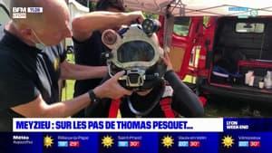 Meyzieu : sur les pas de Thomas Pesquet...