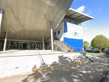 L'université de Bretagne Sud.