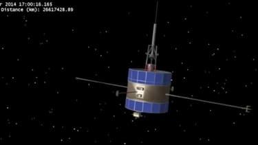 Les scientifiques viennent juste de prendre contact avec le logiciel qui pilote la sonde ISEE-3.