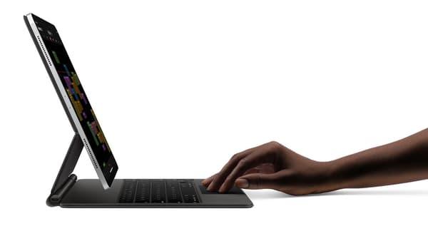 L'iPad Pro et le Magic Keyboard d'Apple