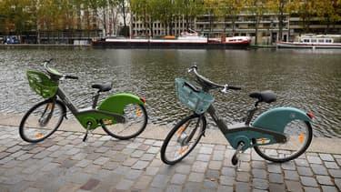 Les nouveaux Vélib', conçus par la société Smoove, sont en cours de déploiement à Paris.