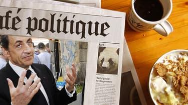 Qui peut donc bien faire trembler l'ancien président? Selon sa femme Carla Bruni-Sarkozy, ce n'est autre que leur fille Giulia.