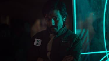 Diego Luna, alias Cassian, dans Rogue One