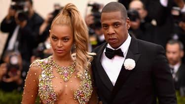 Beyoncé et Jay Zen 2015
